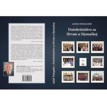 Prva zasebna knjiga o dušobrižništvu za Hrvate u Njemačkoj